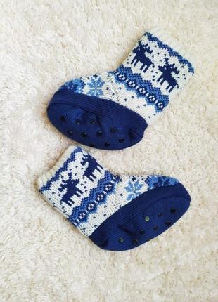 Домашние носочки - сапожки  next,  размер 6,5- 8