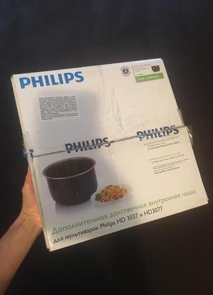 Полная ликвидация 🔥 чаша для мультиварки пароварки philips 5 л