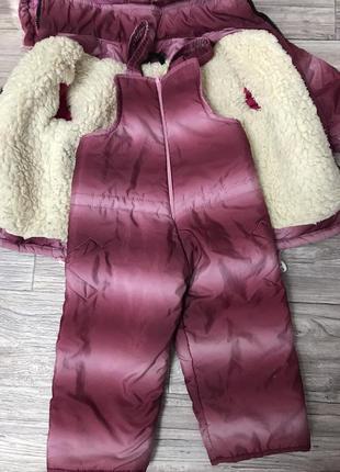 Комбинезон, куртка штаны зима