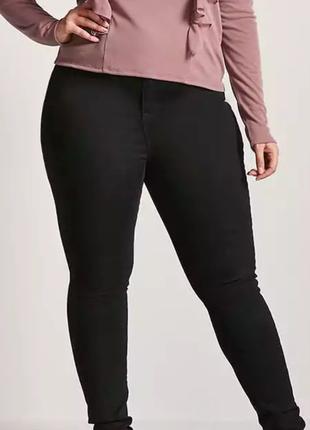 Скини джинсы стрейчевые 5хл-6хл