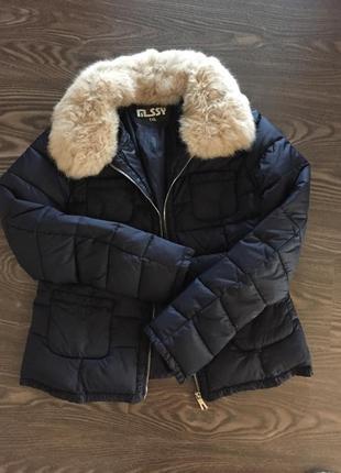 👍стильна курточка осінь- зима