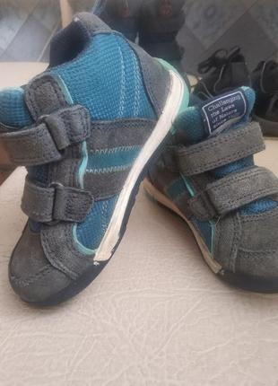 Демисезонные ботинки viking