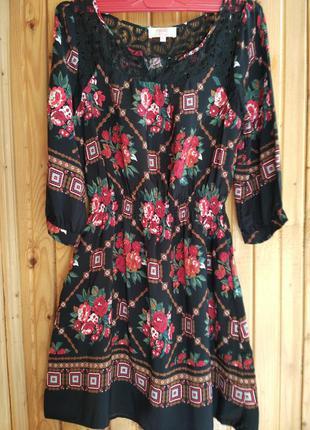 Новое платье next petite. размер с