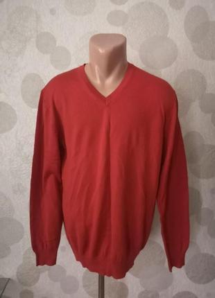 Шерстяной джемпер пуловер
