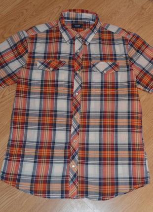 Рубашка с коротким рукавом colin's р.с
