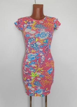 Платье короткое мини boohoo
