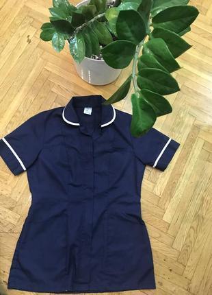 Медицинская форма,пиджак,блуза,халат размер м