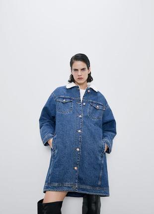 Новая женская куртка s 44 zara жіноча куртка zara s 44