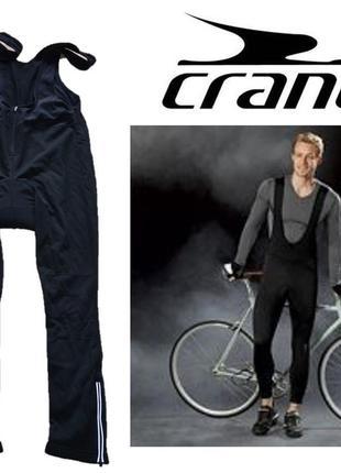 Crane теплый велокомбез