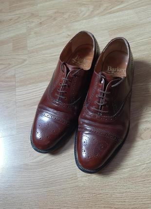 Шикарные, кожаные , мужские туфли/лофферы🔥