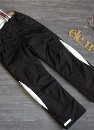 Зимние лыжные штаны h&m рост 158-164