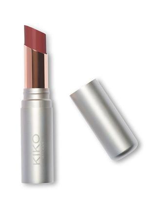 Увлажняющая помада kiko milano hydra shiny lip stylo 06