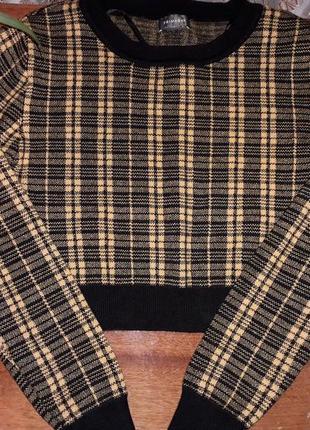 Укороченный свитер primark
