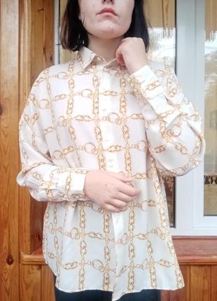 Неймовірна блуза з принтом