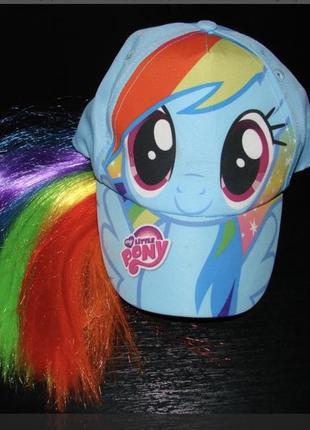 Крутая кепка little pony оригинал