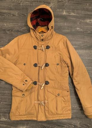 Тёплая зимняя курточка mills brothers woolrich