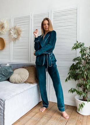 Домашній костюм, піжама, одяг для дому, халат🌿