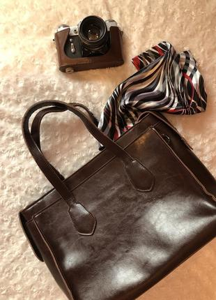 Женская сумка, натуральная кожа!