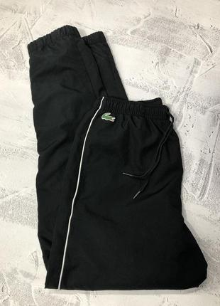 Штани спортивні lacoste spotr s m спортивные штаны