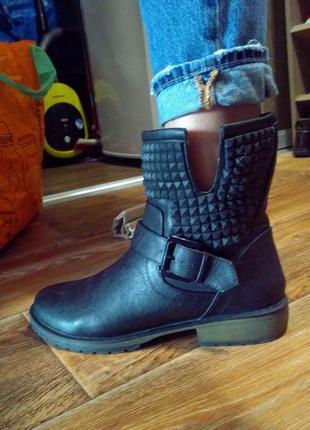 Класні осінні чобітки за супер ціною осенние ботинки