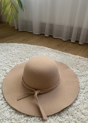 Базовий капелюх базовая шляпа базова шляпа кашемір кашемир знижка скидка
