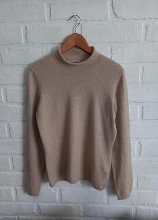 Нежный кашемировый свитер christian berg