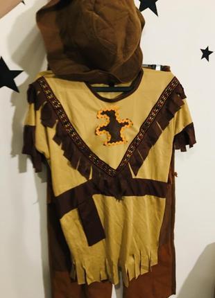 Карнавальный игровой костюм для мальчика