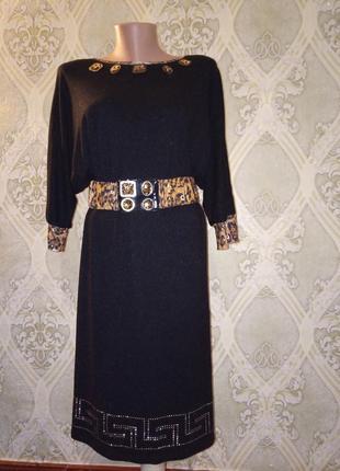 Красивое необычное платье