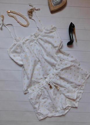Пижама george размер м-л (12-14)