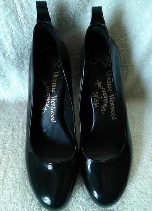 Шикарные туфли  vivienne westwood + melissa оригинал