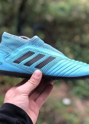 Adidas predator 19.3 сороконожки залки бампи оригінал