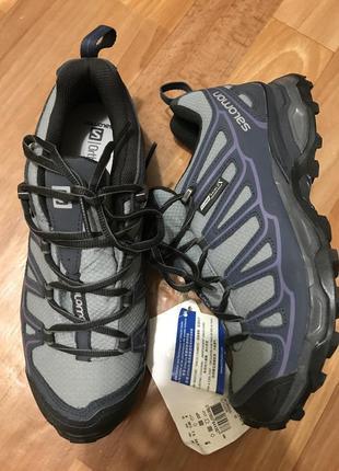 Нові оригінальні кросівки salomon x ultra prime cs wp. водонепроникні
