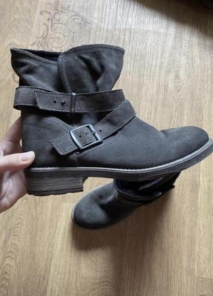 Ботинки сапоги