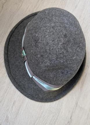 Good headwear шапка шляпа шерсть новая