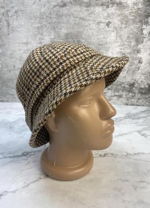 Шляпка стильная england, разм 55, отл сост