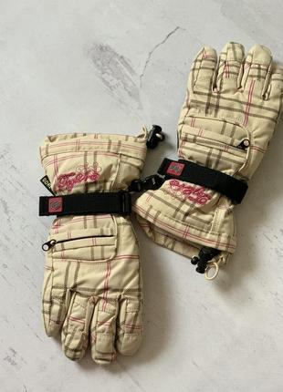 Перчатки рукавицы лыжный gore-tex tog24