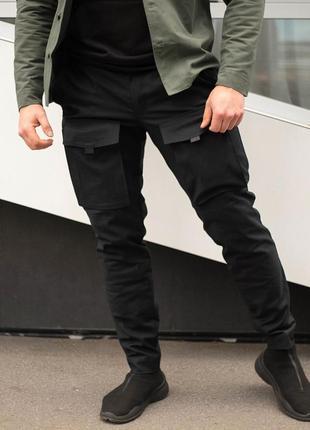 """Брюки карго """"odin""""(зимние), мужские штаны"""