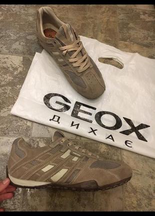 Кроссовки geox кеды ботинки.