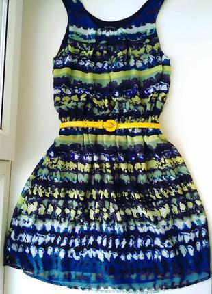 Платье  шифон kira plastina