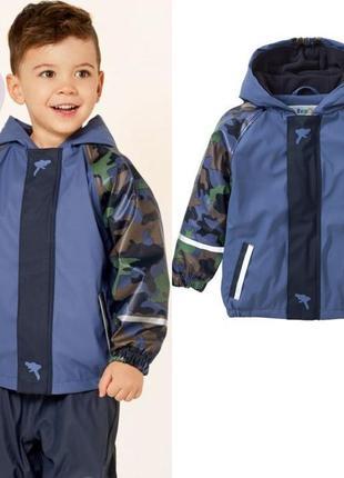 Куртка -дождевик lupilu . грязепруф