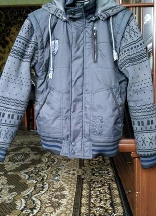 Курточка austar raw fashion