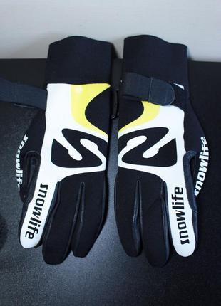 Оригинал snowlife outlaw сноубордические перчатки для лыж/сноуборда швейцария salomon