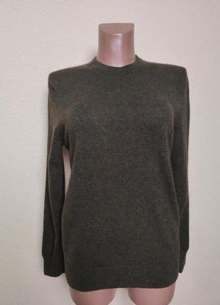 Cos шерстяноой свитер джемпер с примесью шерсти  яка wool & yak hair /3098/