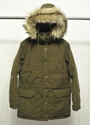 Куртка зимова парка пуховик ralph lauren denim&supply - xs