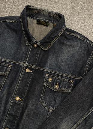 Куртка джинсова timberland джинсовка