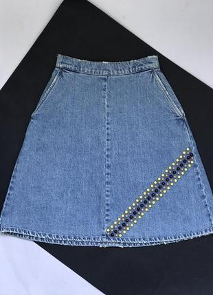 Оригинал юбка msgm