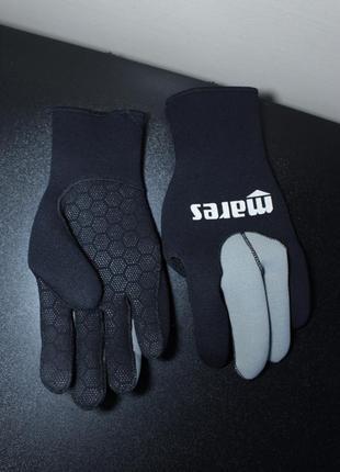 Оригинал mares black 3 mm неопреновые перчатки для дайвинга