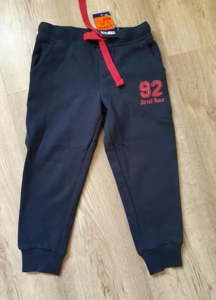 Спортивные штаны фирмы lupilu