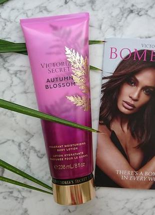 Лосьон victoria's secret autumn blossom