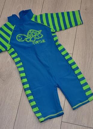 Детский плавательный костюм 12-18 месяцев 18-24 месяцев tu